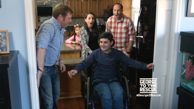 Full Episode: Making the Rebimbas Home Wheelchair Accessible