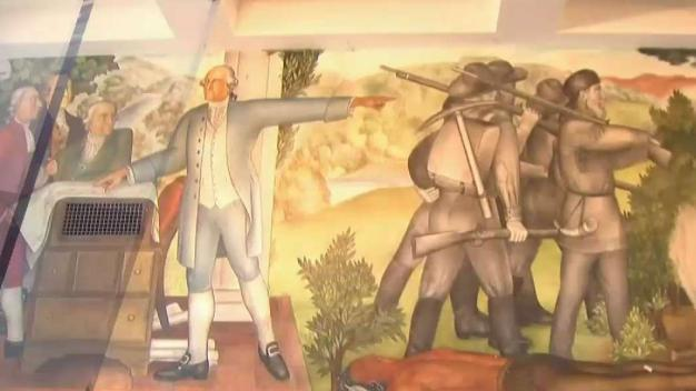 School Board Votes to Remove Controversial Mural from Public
