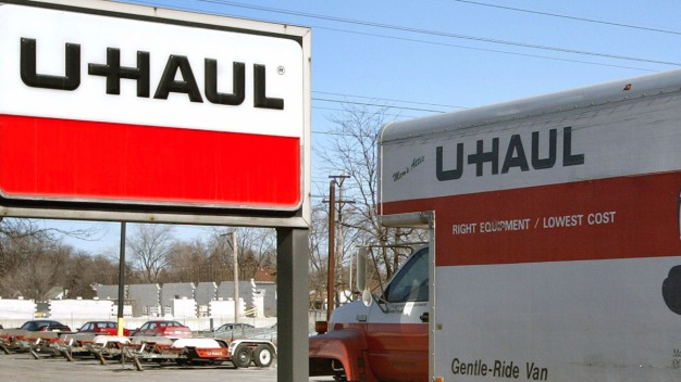 U-Haul Used in Massive Motorcycle Robbery Found in SF