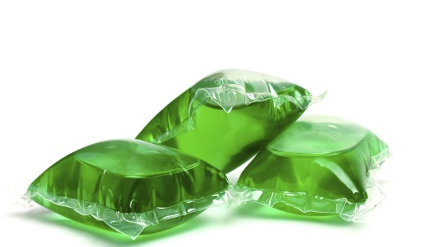 More Kids Harmed by Ingesting Laundry Pods: Study