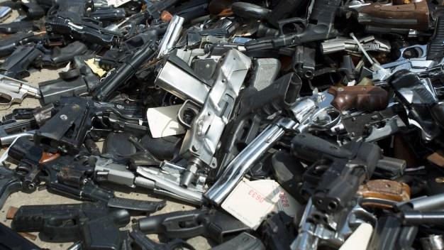 Senate Democrats to Unveil Sweeping Gun Control Legislation