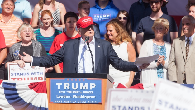 Donald Trump's RNC Pledge Contradiction