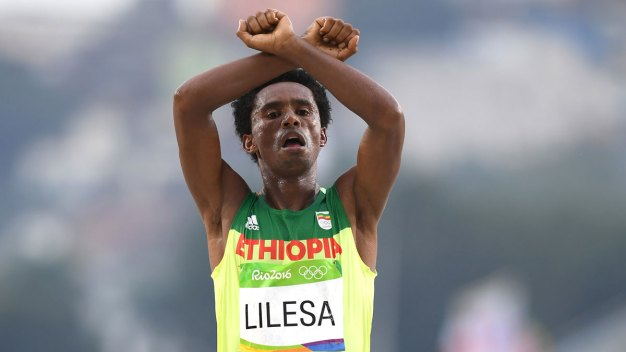 Ethiopia: Protesting Marathoner Would Be Welcomed as Hero}