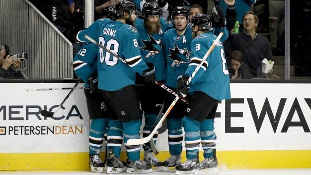 Sharks' Comeback Thwarted by Lindholm Goal