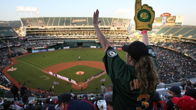 A's Hire Design Firms For Proposed New Baseball Stadium