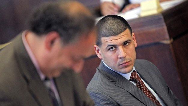 Timeline: The Rapid Fall of Aaron Hernandez