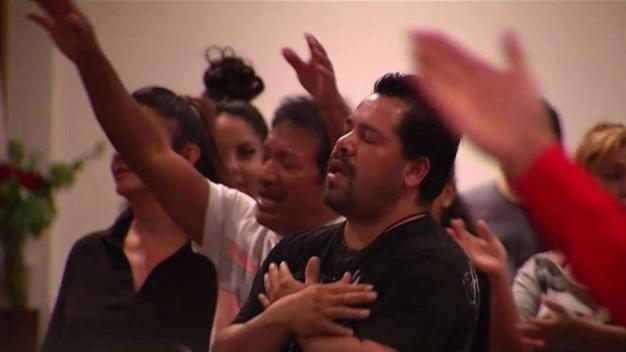 Hundreds Gather at SJ Church to Hold Vigil for Mexico Quake Victims