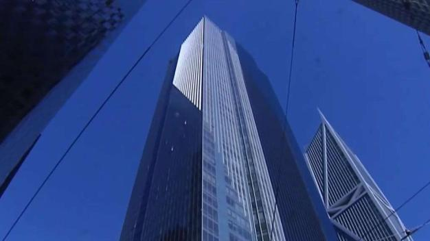 City Inspectors Return to SF's Millennium Tower