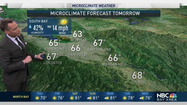 Jeff's Forecast: 80s Ahead