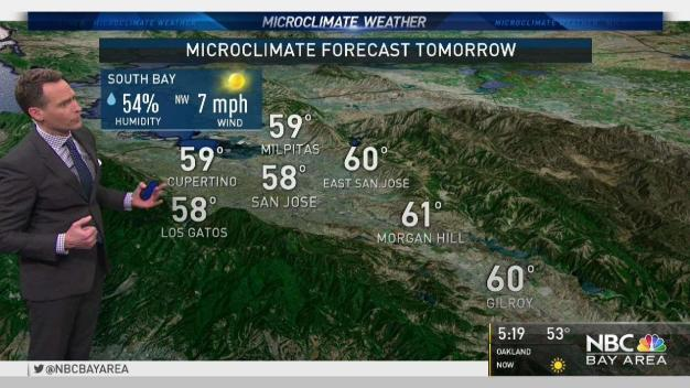 Jeff's Forecast: Chilly AM and More Rain Ahead