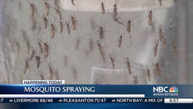 Santa Clara County Vector District to Spray Palo Alto to Rid Area of Mosquitoes