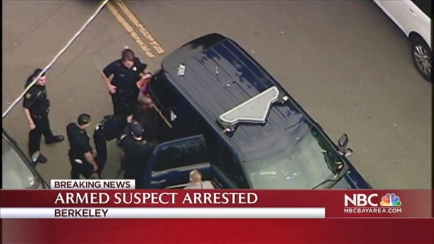 Suspect Vehicle Strikes 'Several Dozen' Cars, Pregnant Woman in Oakland, Berkeley: PD