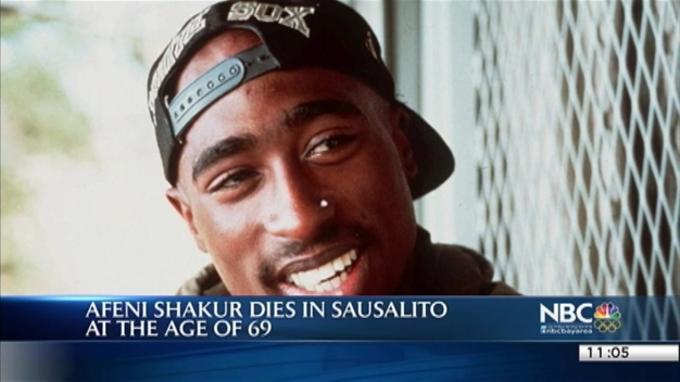 Afeni Shakur, Mother of Tupac Shakur, Dies in Marin County