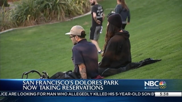 Permits at Dolores Park Spark Controversy
