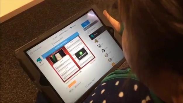 "Montclaire Elementary School Teachers Incorporate ""SeeSaw"" into the Classroom"