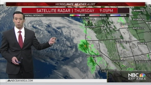 Rob's Forecast: Gusty Wind, Rain and Thunder Chances
