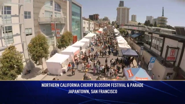 A Global Journey - Japantown's 50th Celebration of Cherry Blossom Festival