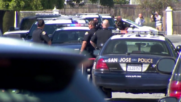 RAW: Police Investigating a Shooting in San Jose's Santee Neighborhood