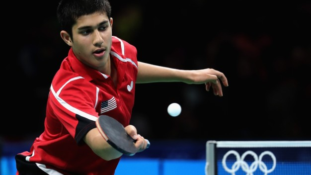Milpitas Table Tennis Star Gears Up for Tokyo Olympics