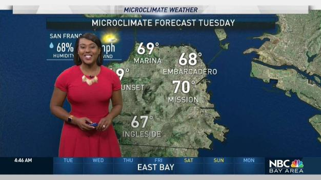 Kari's Forecast: Warmer and Sunny