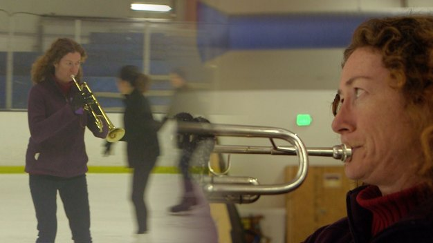 Unusual Art Performance to Invade Oakland Ice Center
