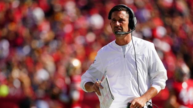 Shanahan Returns to Face Washington as Coach of Unbeaten 49ers
