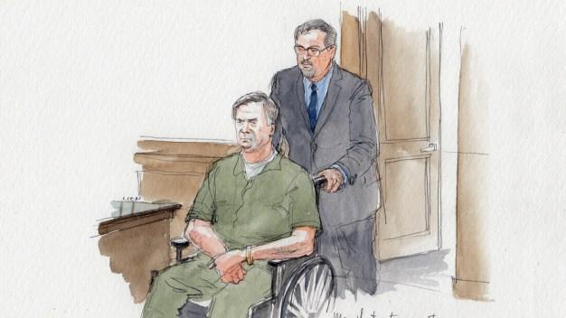 Paul Manafort, in Wheelchair, Learns Sentencing Date