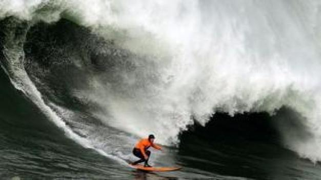 Mavericks Surfing Competition Not Happening This Week: WSL