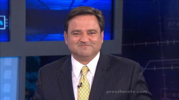 'Press:Here'  with host Scott McGrew
