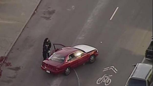 Minor Critically Injured in Oakland Hit-and-Run Crash