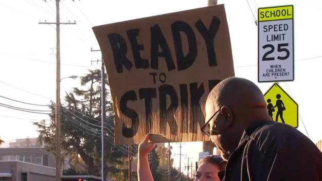 Mount Diablo Unified Teachers Willing to Strike