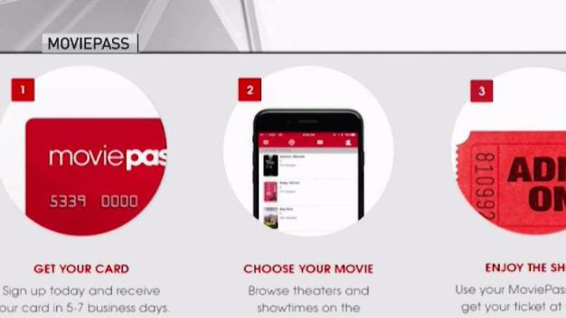 MoviePass Offers Unlimited Movies in Theaters for $10 a Month