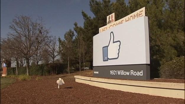 Zuckerberg Rings Nasdaq Bell