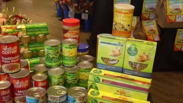 NBC Bay Area and Safeway Feed the Need Holiday Food Drive