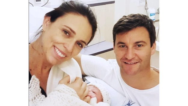 New Zealand PM Second World Leader to Give Birth in Office
