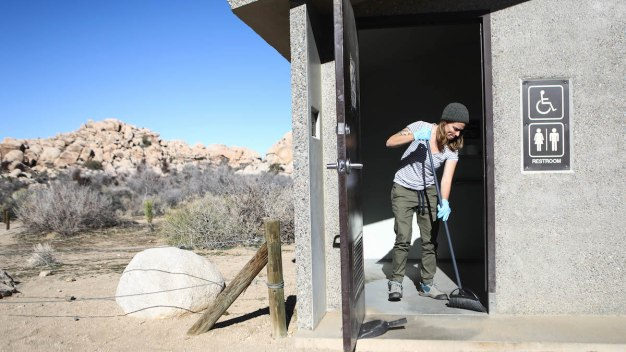 National Parks Struggle to Stay Open, Safe During Shutdown