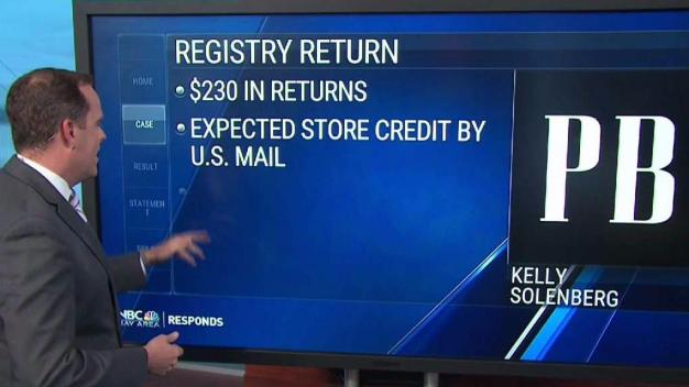 Newlywed Returns Gifts But Doesn't Receive Store Credit