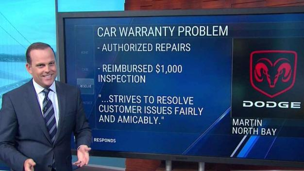 No Coverage on a Lifetime Warranty? North Bay Man Fights Back