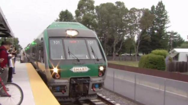 Funds Approved for Downtown Novato Train Stop