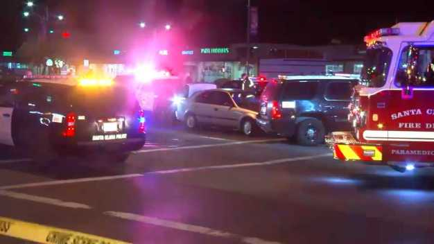 Stolen Car Leads to Officer Involved Shooting in Santa Clara