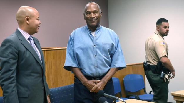 OJ Simpson Granted Parole After Nearly Nine Years in Jail