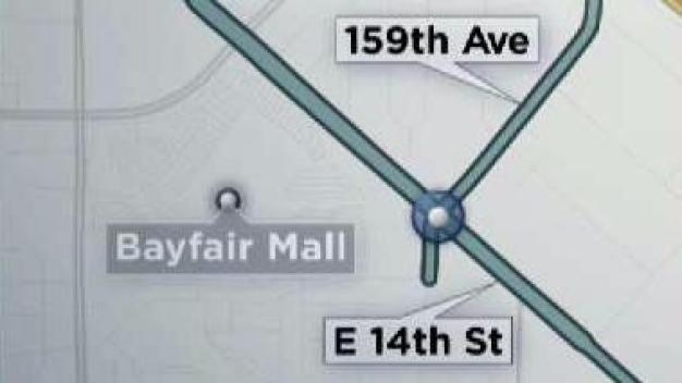Officials Investigate Homicide Near Bayfair Mall in San Leandro