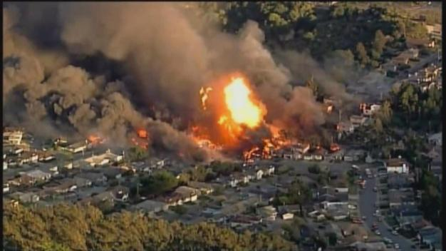 Judge Delays PG&E Sentence in San Bruno Explosion