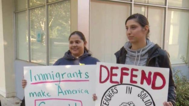 Los Altos High School Students, Staff to March in Support of DACA Recipients