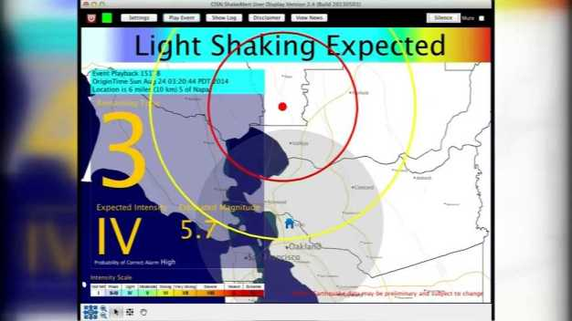CA Looks to Mexico to Implement Similar Quake Warning System