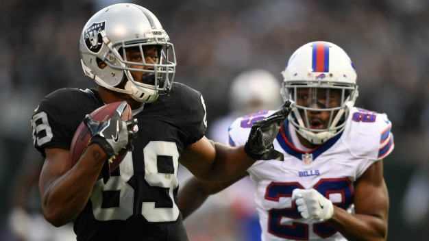 Raiders Erase Deficit Against Bills for Another Comeback Win
