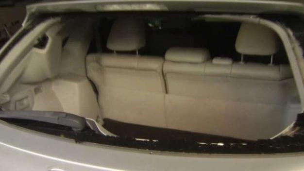 Rash of Car Break-Ins Reported at Valley Fair Mall