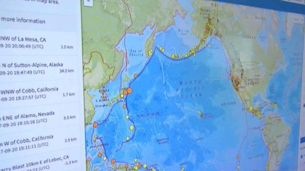 Magnitude-6.1 Quake Strikes Off Japanese Coast Along Pacific Ring of Fire