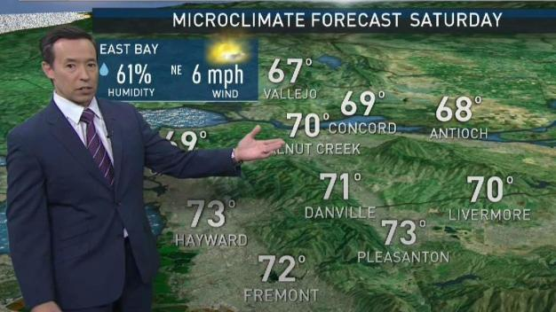 Rob's Forecast: Stormy Finish to the Weekend