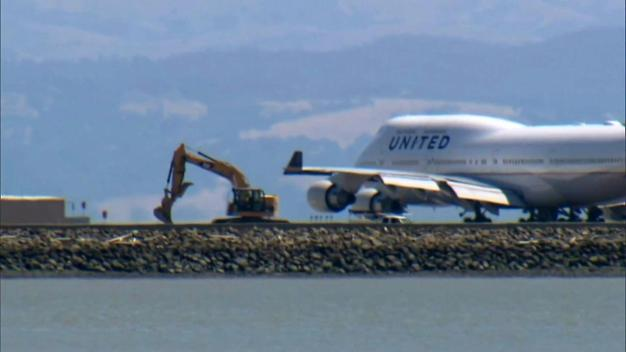 Runway Construction Delays Flights Out of SFO